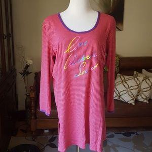 VS PJ Shirt DRESS M